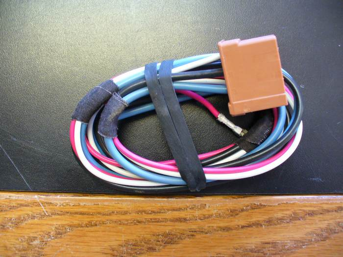 Brake Control Harness---- 1999-06 GM