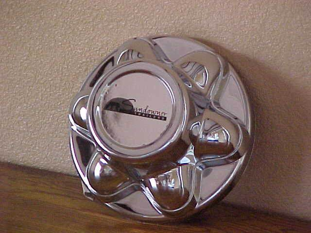 Hubcap Cover- 6 Hole QT655C