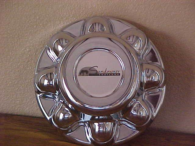 Hubcap Cover- 8 Hole QT865C