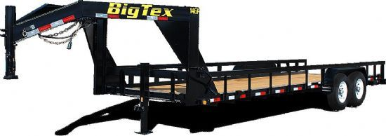 Big Tex 14GP Gooseneck Flatbed & Sport Utility Trailer