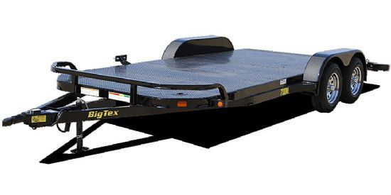 Big Tex 70DM Bumperpull Motorsports & Toy Hauler