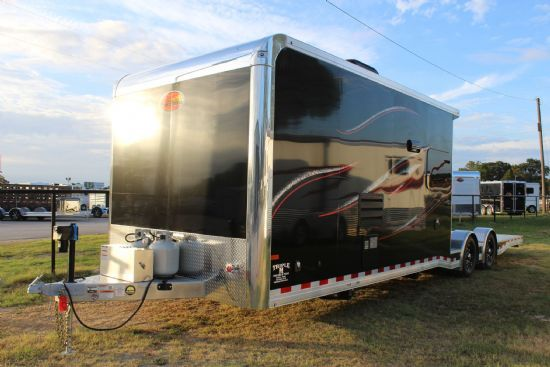 2021 Sundowner RCL24BP ToyHauler Bumper Pull Gooseneck Motorsports & Toy Hauler With Living Quarters SOLD!!!