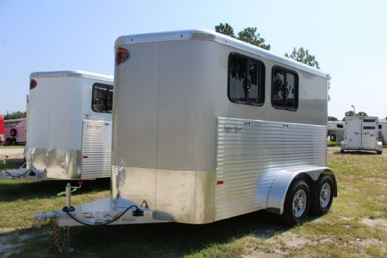 2019 Sundowner Super Sport  2 Horse Slant Load Bumperpull Horse Trailer SOLD!!!