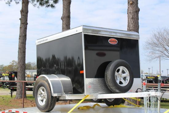 2017 Sundowner 5x6' MiniGo Cargo MG5X6 Bumperpull Enclosed Trailer SOLD!!!