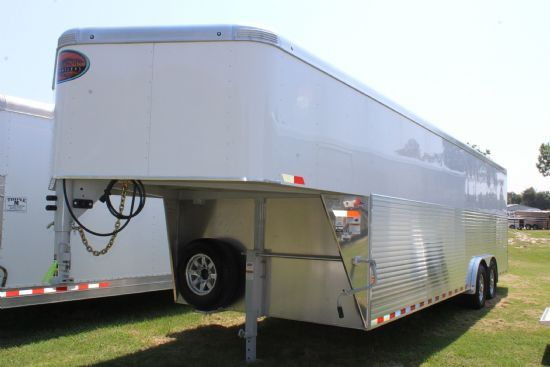 2019 Sundowner 24' Cargo Gooseneck Enclosed Trailer SOLD!!!
