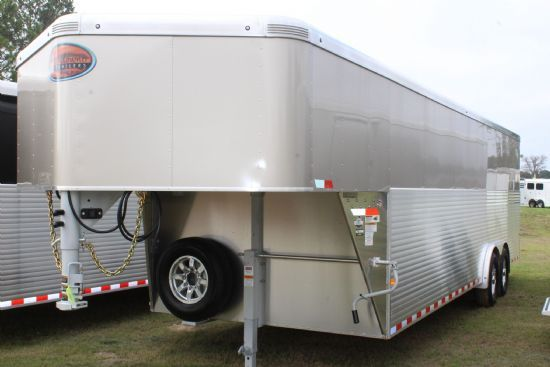2019 Sundowner 24' Cargo Gooseneck Enclosed Trailer