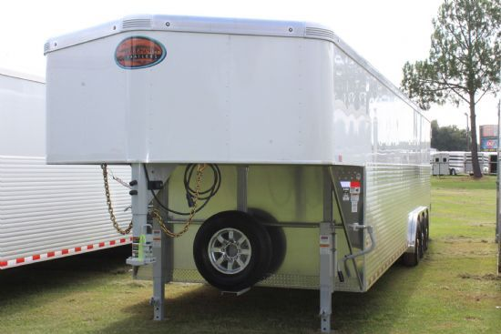 2019 Sundowner 28' Cargo Gooseneck Enclosed Trailer