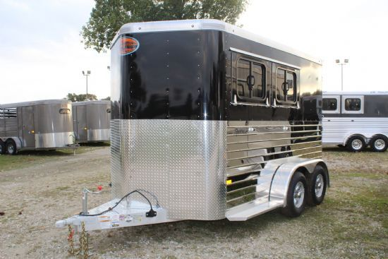 2019 Sundowner Sportman (Extra Large)  2 Horse Slant Load Bumperpull Horse Trailer SOLD!!!