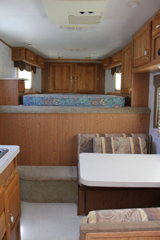 2001 Exiss Event with LQ  3 Horse Slant Load Gooseneck Horse Trailer With Living Quarters SOLD!!!