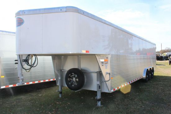 2019 Sundowner 28' Cargo Gooseneck Enclosed Trailer SOLD!!!