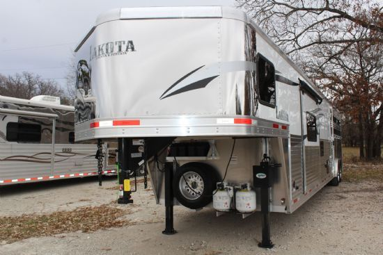 2016 Sundowner 8114SUT Bumperpull Flatbed & Sport Utility Trailer SOLD!!!