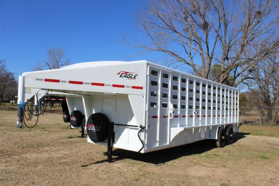2021 Maxxim 24' Eagle with Punch Sides Gooseneck  SOLD!!!