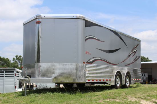 2018 Sundowner 24' Cargo XTRA Custom Bumperpull Motorsports & Toy Hauler SOLD!!!