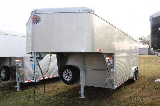 2019 Sundowner 20' Cargo Gooseneck Enclosed Trailer