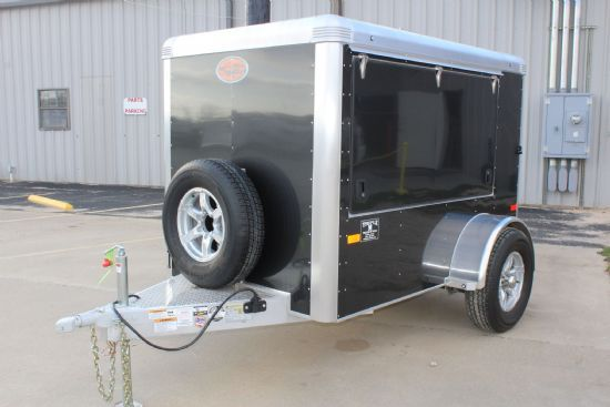 2019 Sundowner 5x8' FARRIER Bumperpull Enclosed Trailer SOLD!!!