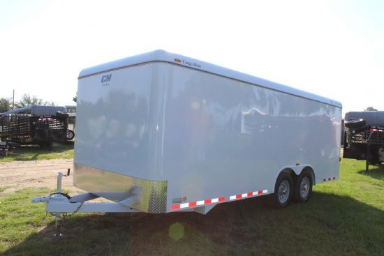 2017 CM CARGO MATE Bumperpull Enclosed Trailer SOLD!!!