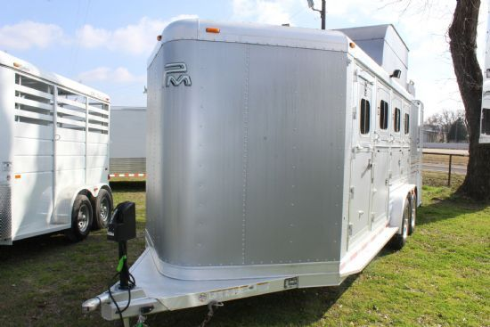 2013 Platinum   4 Horse Slant Load Bumperpull Horse Trailer SOLD!!!