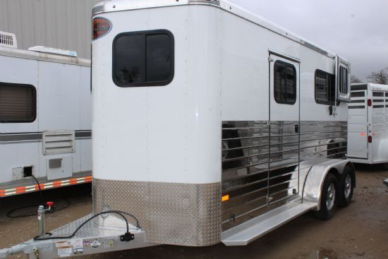 2019 Sundowner Charter TR SE LIMITED EDITION  2 Horse Straight Load Bumperpull Horse Trailer SOLD!!!