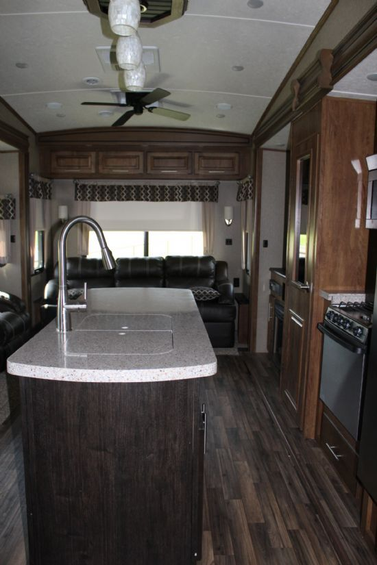 2017 Coachmen Brookstone 395RL Fifth Wheel or GN Gooseneck Motorsports & Toy Hauler With Living Quarters SOLD!!!