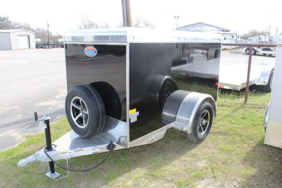 2019 Sundowner 4x8' MiniGo MG4x8 Bumperpull Enclosed Trailer SOLD!!!