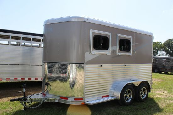 2018 Lakota   2 Horse Slant Load Bumperpull Horse Trailer SOLD!!!