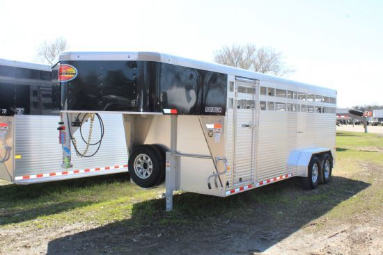 2019 Sundowner 20' Rancher XP Gooseneck  SOLD!!!