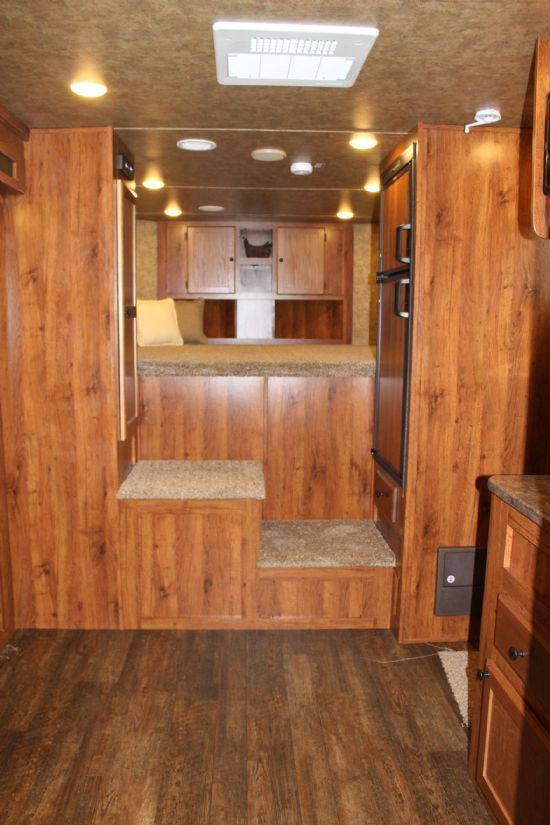 2018 Lakota AC8411 COLT w/ Slide  4 Horse Slant Load Gooseneck Horse Trailer With Living Quarters SOLD!!!