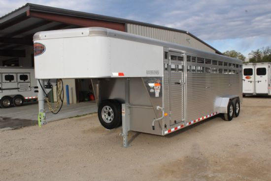 2020 Sundowner 24' Rancher XP Gooseneck  SOLD!!!