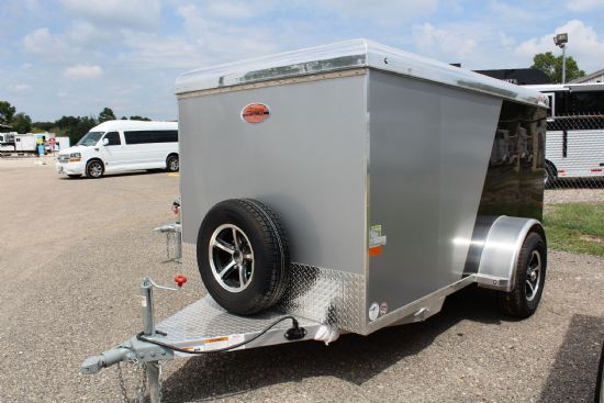 2018 Sundowner 5x10' MiniGo Cargo MG5X10 Bumperpull Enclosed Trailer