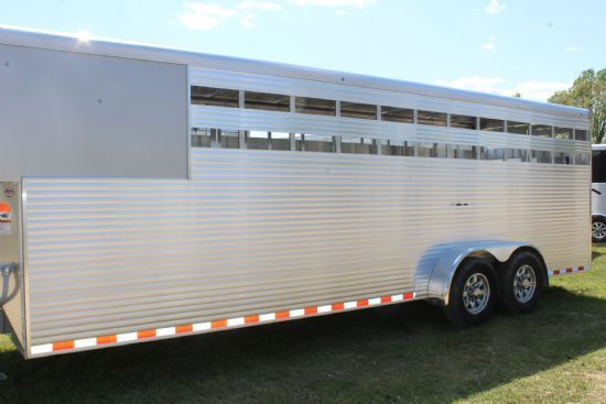 2020 Sundowner 24' Rancher TR  (20+4) Gooseneck  SOLD!!!