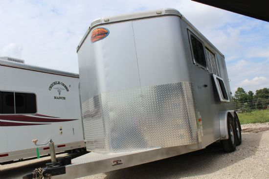 2013 Sundowner Sportman (Extra Large)  2 Horse Slant Load Bumperpull Horse Trailer SOLD!!!