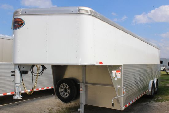 2020 Sundowner 24' Cargo Gooseneck Enclosed Trailer