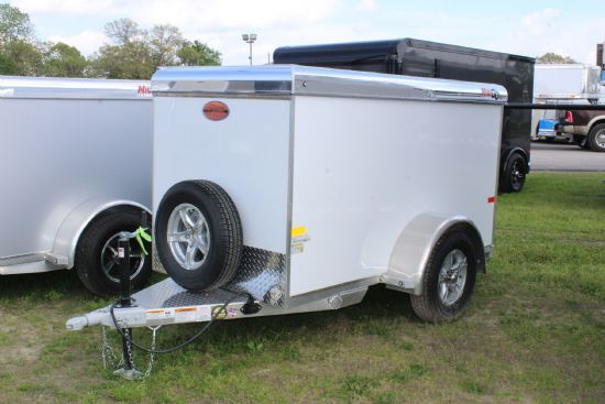 2020 Sundowner 4x8' MiniGo MG4x8 Bumperpull Enclosed Trailer