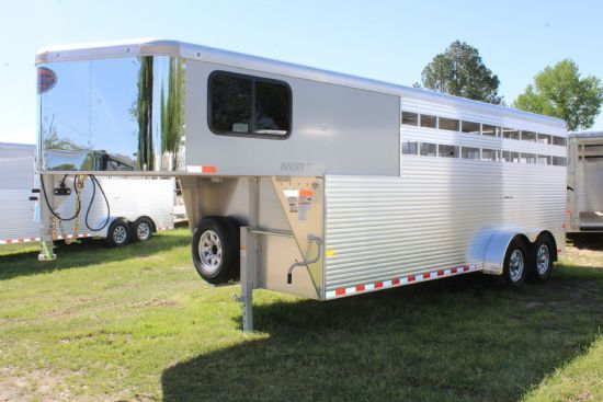 2020 Sundowner 20' Rancher TR  (16+4) Gooseneck  SOLD!!!