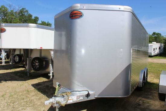 2020 Sundowner 20' Cargo Bumperpull Enclosed Trailer