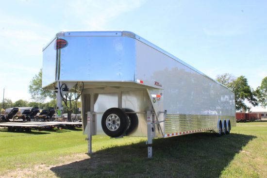 2020 Sundowner 40' Cargo Gooseneck Enclosed Trailer