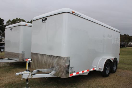 2018 CM CARGO MATE Bumperpull Enclosed Trailer