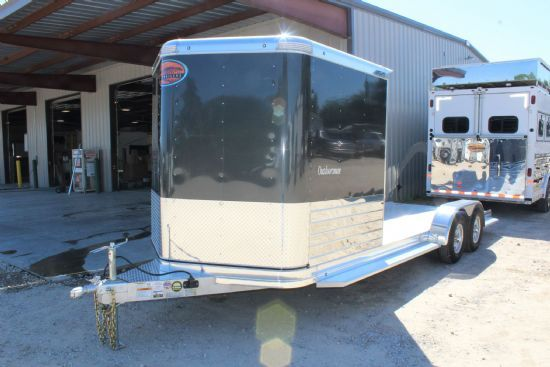 2020 SUNDOWNER OUTDOORSMAN 22' UTILITY Bumperpull Motorsports & Toy Hauler SOLD!!!