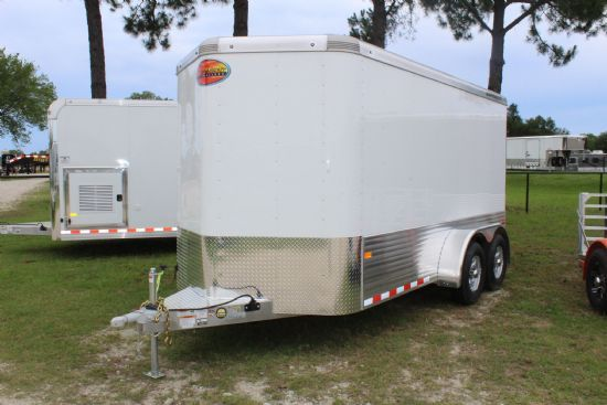 2020 Sundowner 16' Cargo Bumperpull Enclosed Trailer SOLD!!!