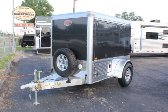 2020 Sundowner 5x8' FARRIER Bumperpull Enclosed Trailer SOLD!!!