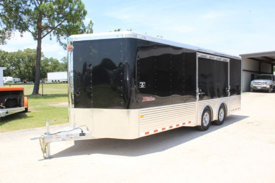 2020 Sundowner 24' EXtra Bumperpull Enclosed Trailer SOLD!!!