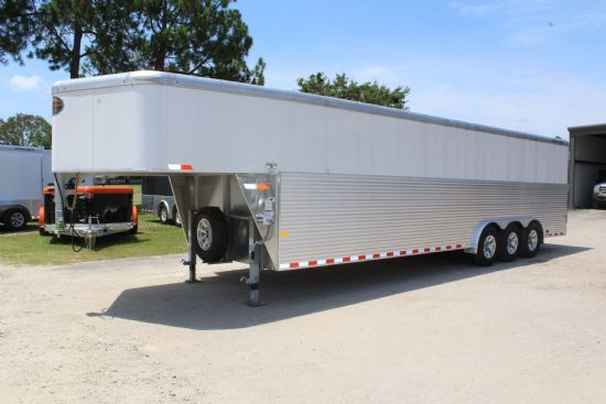 2019 Sundowner 28' Cargo HD Gooseneck Enclosed Trailer
