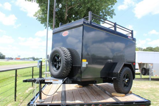 2020 Sundowner 5x8' TUFF-GO Cargo MG5X8 Bumperpull Enclosed Trailer