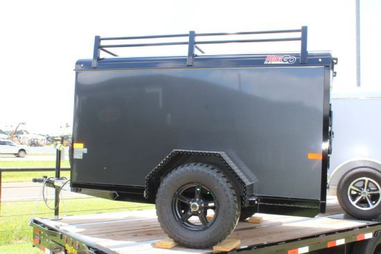 2020 Sundowner 5x8' TUFF-GO Cargo MG5X8 Bumperpull Enclosed Trailer SOLD!!!