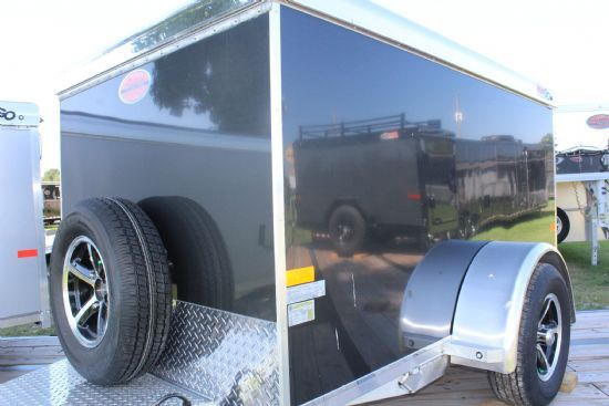 2020 Sundowner 5x8' MiniGo MG5x8 Bumperpull Enclosed Trailer SOLD!!!
