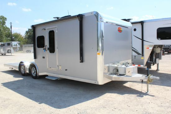 2020 Sundowner RCL24BP Race Car Lite Gooseneck Motorsports & Toy Hauler With Living Quarters