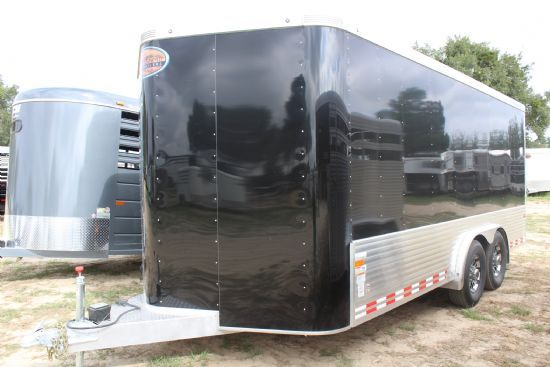2017 Sundowner 20' Cargo Bumperpull Enclosed Trailer SOLD!!!