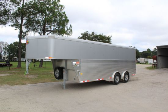 2020 Sundowner 20' Cargo Gooseneck Enclosed Trailer
