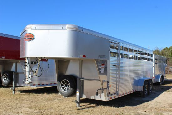 2018 Sundowner 20' Rancher Express Gooseneck  SOLD!!!