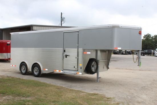 2018 Sundowner Charter TR SE  2 Horse Straight Load Bumperpull Horse Trailer SOLD!!!